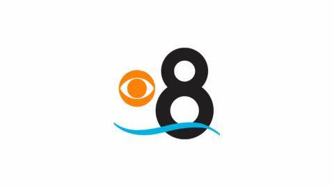 CBS 8 logo