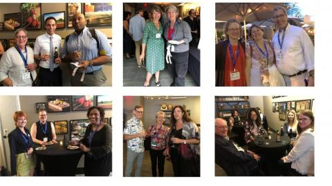 LSA Reception Photos