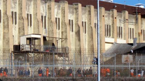 San Quentin Prison Image