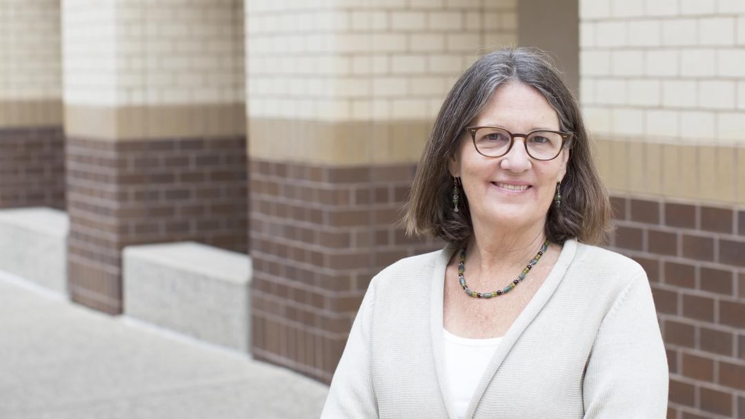 Photo of professor Mona Lynch