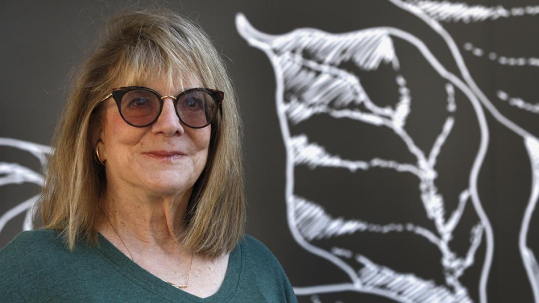 Photo of Distinguished Professor Elizabeth Loftus