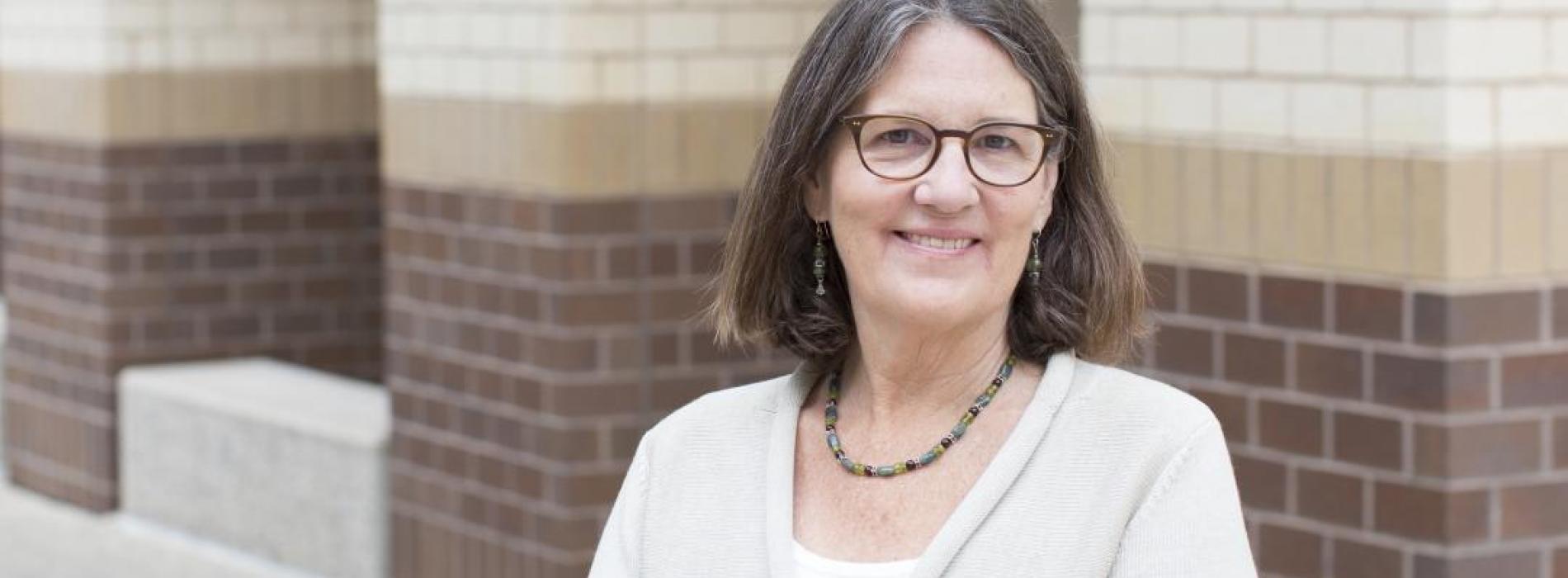 Photo of interim dean Mona Lynch